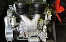 Двигатель ЯАЗ 204 и насос-форсунки
