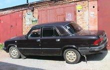 ГАЗ 3110 Волга 2.4МТ, 1999, седан