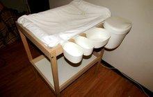 Пеленальный стол IKEA - готовый набор