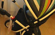 Детская коляска Mumbay 2в1