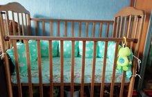 Кроватка детская комплект