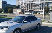 Subaru Impreza 2.0AT, 2004, седан, битый
