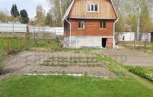 Дача и баня 2010 года постройки (все в собственности-земля и
