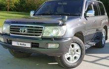 Toyota Land Cruiser 4.7AT, 2003, внедорожник