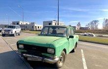 Москвич 2140 1.5МТ, 1981, седан