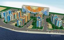 Продается просторнаястудия 25,8 кв. м Тихое место на берегу