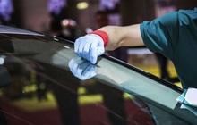 Ремонт сколов на лобовом стекле автомобилей в Новосибирске