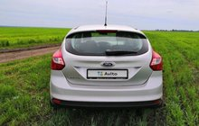 Ford Focus 1.6МТ, 2013, 81500км