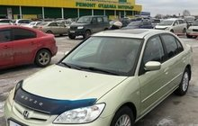 Honda Civic 1.6 AT, 2004, 177 500 км