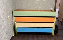 Продам 4-х спальную выдвижную детскую кровать