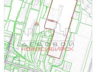 Скачать foto Земельные участки Предлагается к продаже земельный участок 30563152 в Новосибирске