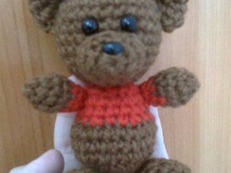 Новое foto Детские игрушки Вязаные валентинки 32188213 в Новосибирске