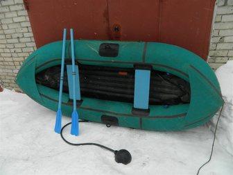 Увидеть фотографию  Лодка надувная УФИМКА 21 32472232 в Новосибирске