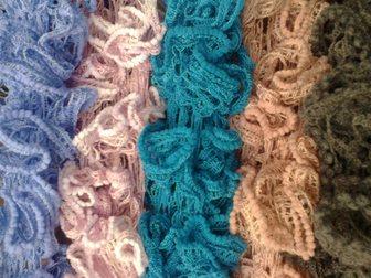 Новое фотографию Аксессуары Ажурные шарфики ручной работы 32487794 в Новосибирске