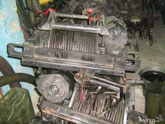 Просмотреть изображение Автозапчасти Автомобильная лебедка для ЗИЛ-131, ЗИЛ-157 32534934 в Новосибирске