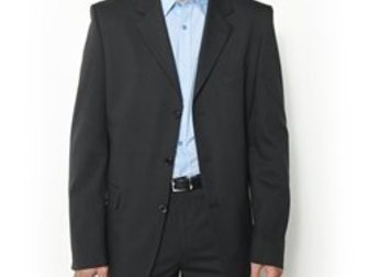 Смотреть фото Мужская одежда Продам новые мужские костюмы 54-56/174-182 Россия 32538320 в Новосибирске