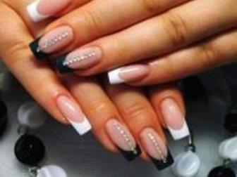 Новое фотографию Косметические услуги Наращивание ногтей! 32576850 в Новосибирске