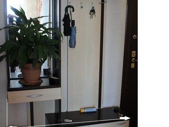 Увидеть foto Мебель для гостиной Срочно продаю мебель для прихожей! В отличном состоянии! 32597835 в Новосибирске