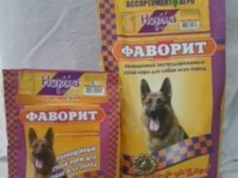 Смотреть фотографию Корм для животных корм для собак и кошек Альмо Натюр и Фаворит 32649969 в Новосибирске