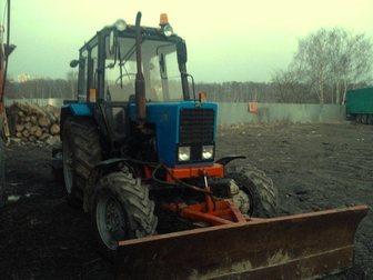 Свежее фото Бетономиксер Трактор МТЗ 32675291 в Новосибирске