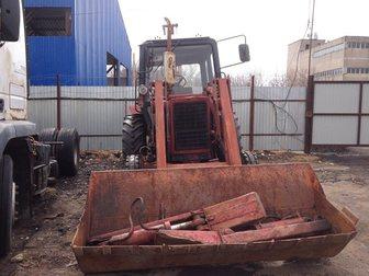 Смотреть фотографию Подметально-уборочная машина Экскаватор погрузчик ЭО2626 на базе МТЗ 80 32675302 в Новосибирске