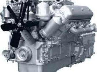 Новое фото Разное Двигатель ЯМЗ-236 М2 (после ремонта) 32681121 в Новосибирске