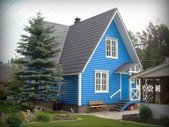 Свежее фото Строительные материалы Дом из сип панелей Green Board за миллион - реально, быстро и качественно 32696829 в Новосибирске