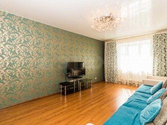 Скачать фотографию Элитная недвижимость Шикарная 3х комнатная квартира в новом доме 32729611 в Новосибирске