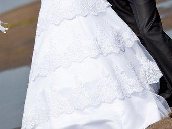 Новое фото  Продам шикарное свадебное платье 32835613 в Новосибирске