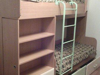 Новое фото  кровать 2-х ярусная, 32864470 в Новосибирске