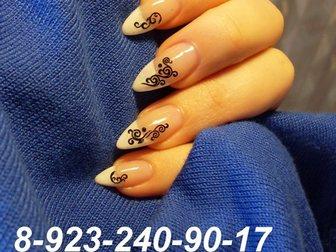 Уникальное фотографию Салоны красоты Наращивание ногтей в Новосибирске 32905033 в Новосибирске