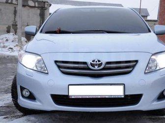 Свежее изображение Аренда и прокат авто Аренда автомобиля с последующим выкупом Toyota Corolla 2007 33030972 в Новосибирске