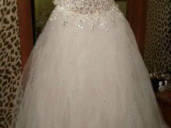 Новое изображение Товары для новорожденных Продам шикарное свадебное платье 33031216 в Новосибирске