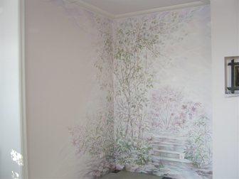 Новое фото Дизайн интерьера Настенная роспись, Панно, Декоративная штукатурка, Рельеф, 33100902 в Новосибирске