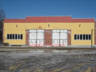 Просмотреть изображение Коммерческая недвижимость Сдача в аренду склада 1440 кв, м  33224166 в Новосибирске