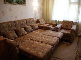 Уникальное foto Мягкая мебель Раскладной диван и два кресла 33256668 в Новосибирске
