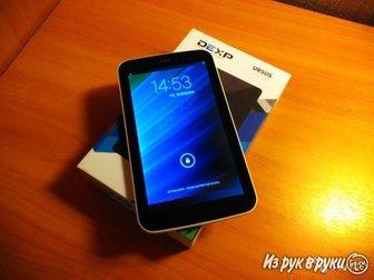 Смотреть foto Планшеты DEXP URSUS 7E 3G (сим-карта) 33262796 в Новосибирске