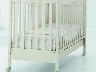 Скачать foto Детские коляски Кроватка для новорожденных Erbesi Abbraccio 33271166 в Новосибирске