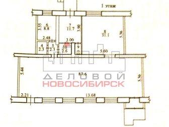 Новое foto Коммерческая недвижимость Продажа торгового помещения 148,1 кв, м 33387596 в Новосибирске