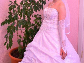 Новое фотографию Свадебные платья Продам шикарное свадебное платье 33395692 в Новосибирске