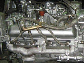 Уникальное изображение  Двигатели ЗИЛ-131 с КПП с хранения 33556620 в Новосибирске