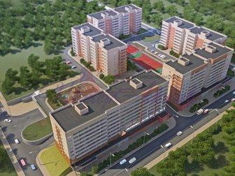 Смотреть изображение  Продам 1-комнатную квартиру Краснообск, ул, Западная, д, 252 стр 33556947 в Новосибирске