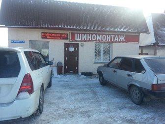 Скачать фото Разное Грузовой шиномонтаж на трассе 33750985 в Новосибирске