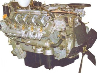 Просмотреть фотографию Разное Двигатель КАМАЗ 740, 10 с хранения 33851490 в Новосибирске