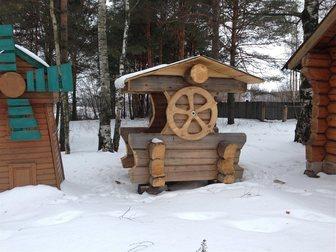 Скачать бесплатно foto Разное сруб колодец декоративный 33983186 в Новосибирске
