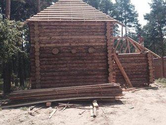 Увидеть изображение Разное сруб дома 10 на 10 с двумя перегородками из сосны диаметром 30 сантиметров 33983203 в Новосибирске