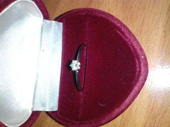 Свежее фото  Продам кольцо 34300312 в Новосибирске