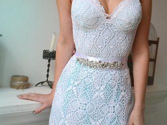 Смотреть изображение Свадебные платья вязаные свадебные платья 34322230 в Новосибирске