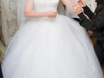 Скачать бесплатно фотографию Свадебные платья Продам свадебное платье 34409295 в Новосибирске