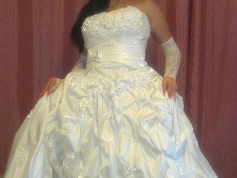Просмотреть foto Свадебные платья Свадебное плоатье! 34669729 в Новосибирске